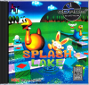 Splash Lake NEC TurboGrafx 16 CD cover artwork