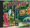 Wonder Boy III - Monster Lair NEC TurboGrafx 16 CD cover artwork