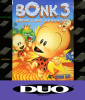 Bonk III - Bonk's Big Adventure NEC TurboGrafx 16 cover artwork