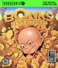 Bonk's Adventure NEC TurboGrafx 16 cover artwork