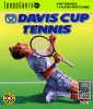 Davis Cup Tennis NEC TurboGrafx 16 cover artwork