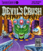 Devil's Crush - Naxat Pinball NEC TurboGrafx 16 cover artwork