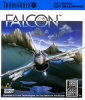 Falcon NEC TurboGrafx 16 cover artwork