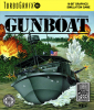 Gunboat NEC TurboGrafx 16 cover artwork