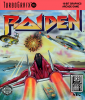 Raiden NEC TurboGrafx 16 cover artwork