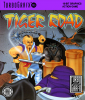 Tiger Road NEC TurboGrafx 16 cover artwork