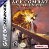 Ace Combat Advance Nintendo Game Boy Advance cover artwork