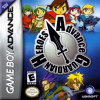 Advance Guardian Heroes Nintendo Game Boy Advance cover artwork