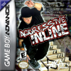 Aggressive Inline Nintendo Game Boy Advance cover artwork