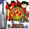 American Dragon - Jake Long - Rise of the Huntsclan Nintendo Game Boy Advance cover artwork