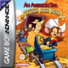 An American Tail - Fievel's Gold Rush Nintendo Game Boy Advance cover artwork