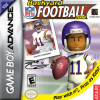 Backyard Football 2006 Nintendo Game Boy Advance cover artwork