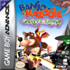 Banjo-Kazooie - Grunty's Revenge Nintendo Game Boy Advance cover artwork