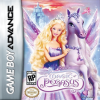 Barbie and the Magic of Pegasus Nintendo Game Boy Advance cover artwork