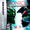 Bionicle Heroes Nintendo Game Boy Advance cover artwork