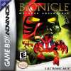 Bionicle - Matoran Adventures Nintendo Game Boy Advance cover artwork
