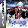 Castlevania - Harmony of Dissonance Nintendo Game Boy Advance cover artwork