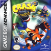 Crash Bandicoot 2 - N-Tranced Nintendo Game Boy Advance cover artwork