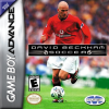 David Beckham Soccer Nintendo Game Boy Advance cover artwork
