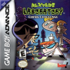 Dexter's Laboratory - Chess Challenge Nintendo Game Boy Advance cover artwork