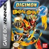 Digimon - Battle Spirit 2 Nintendo Game Boy Advance cover artwork
