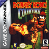 Donkey Kong Country Nintendo Game Boy Advance cover artwork