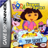 Dora the Explorer - Super Spies Nintendo Game Boy Advance cover artwork