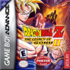 Dragon Ball Z - The Legacy of Goku II Nintendo Game Boy Advance cover artwork