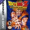 Dragon Ball Z - The Legacy of Goku Nintendo Game Boy Advance cover artwork