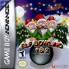 Elf Bowling 1 & 2 Nintendo Game Boy Advance cover artwork