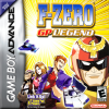 F-Zero - GP Legend Nintendo Game Boy Advance cover artwork