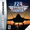 F24 Stealth Fighter Nintendo Game Boy Advance cover artwork