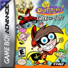 Fairly OddParents!, The - Enter the Cleft Nintendo Game Boy Advance cover artwork