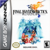 Final Fantasy Tactics Advance Nintendo Game Boy Advance cover artwork