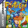 Fortress Nintendo Game Boy Advance cover artwork