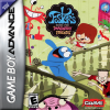 Foster's Home for Imaginary Friends Nintendo Game Boy Advance cover artwork