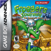 Frogger's Journey - The Forgotten Relic Nintendo Game Boy Advance cover artwork