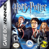 Harry Potter and the Prisoner of Azkaban Nintendo Game Boy Advance cover artwork