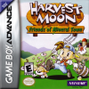 Harvest Moon - Friends of Mineral Town Nintendo Game Boy Advance cover artwork
