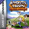 Harvest Moon - More Friends of Mineral Town Nintendo Game Boy Advance cover artwork