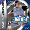 High Heat Major League Baseball 2003 Nintendo Game Boy Advance cover artwork