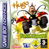 Hugo - Bukkazoom! Nintendo Game Boy Advance cover artwork