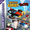 Inspector Gadget Racing Nintendo Game Boy Advance cover artwork