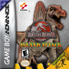 Jurassic Park III - Island Attack Nintendo Game Boy Advance cover artwork