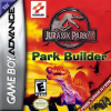 Jurassic Park III - Park Builder Nintendo Game Boy Advance cover artwork