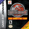 Jurassic Park III - The DNA Factor Nintendo Game Boy Advance cover artwork