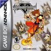 Kingdom Hearts - Chain of Memories Nintendo Game Boy Advance cover artwork