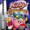 Kirby & the Amazing Mirror Nintendo Game Boy Advance cover artwork