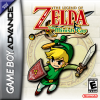 Legend of Zelda, The - The Minish Cap Nintendo Game Boy Advance cover artwork
