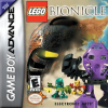LEGO Bionicle Nintendo Game Boy Advance cover artwork